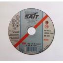 MEULE DE TRONCONNAGE pour Inox - SAIT TM A60S  125x0,8x22,23