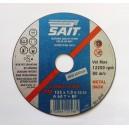 MEULE DE TRONCONNAGE pour Inox - SAIT LONG LIFE TM A60T-BF 125x1,0x22,23