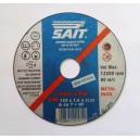MEULE DE TRONCONNAGE pour Inox - SAIT LONG LIFE TM A60T-BF 125x1,6x22,23
